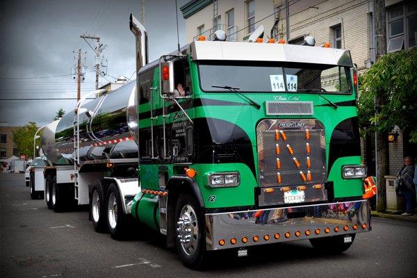 About Zwald Trucking